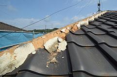 屋根リフォームの必要性